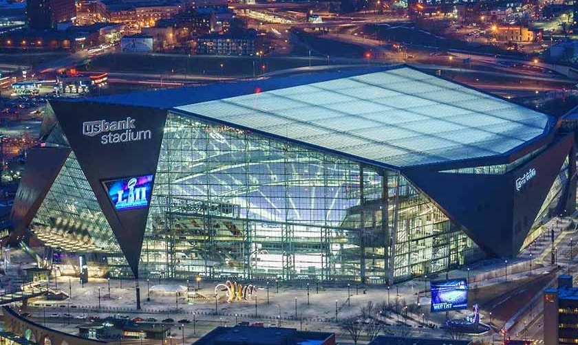 Super Bowl LII Stadium